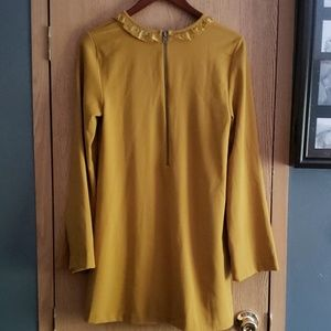 Free People Dresses - Free People Mustard Dress